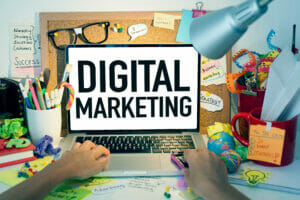 Digital marketing immagine